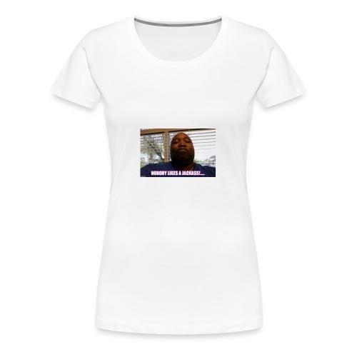 nobody likes - Women's Premium T-Shirt