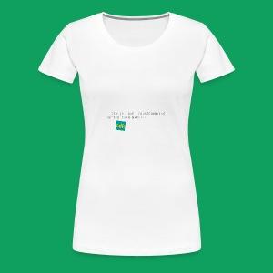 BABY PRODUCT - Women's Premium T-Shirt