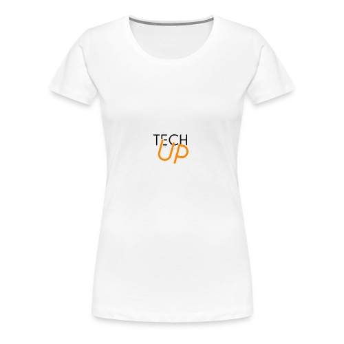 TechUp! - Women's Premium T-Shirt
