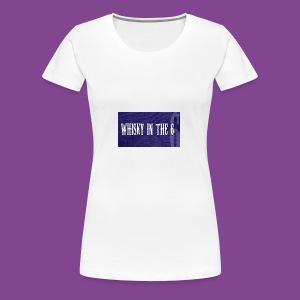 W6 - Women's Premium T-Shirt