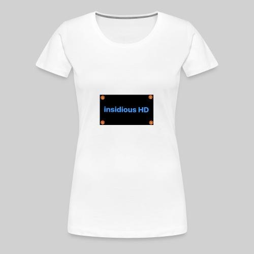Basketball framed logo - Women's Premium T-Shirt