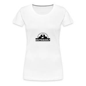 WHITEGRIZZLYCLOTHING - Women's Premium T-Shirt