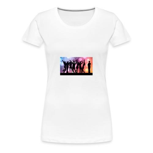 party - Women's Premium T-Shirt