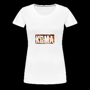 KDMA Color - Women's Premium T-Shirt