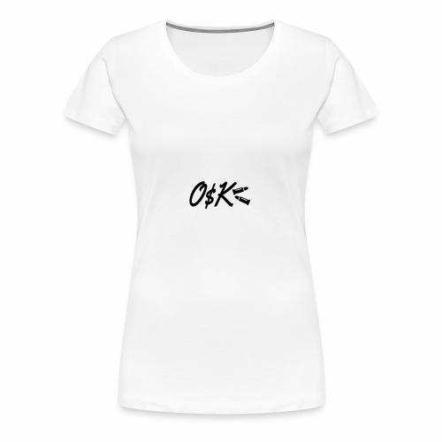 Osk - Women's Premium T-Shirt