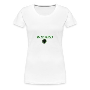 Forest Wizard - Women's Premium T-Shirt