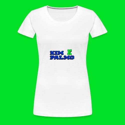 KimPalmo - Women's Premium T-Shirt