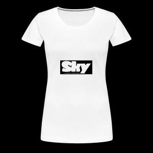 Sky's Official Shirt - Women's Premium T-Shirt