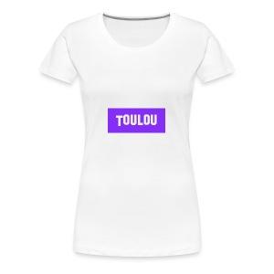 TouLou Logo - Women's Premium T-Shirt