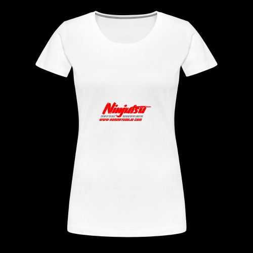 Ronin Ryu Ninjutsu Member Collection - Women's Premium T-Shirt