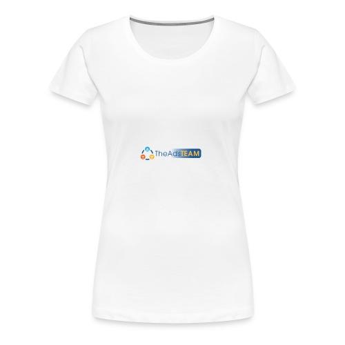 TheAdsTeam Logo - Women's Premium T-Shirt