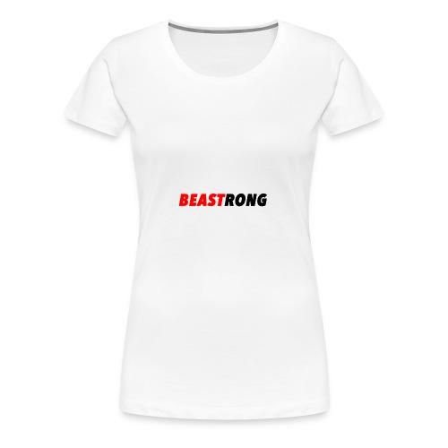 BEASTRONG - Women's Premium T-Shirt