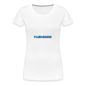 FaZeMessi10 Merch - Women's Premium T-Shirt