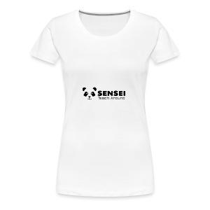 I am Sensei - Women's Premium T-Shirt
