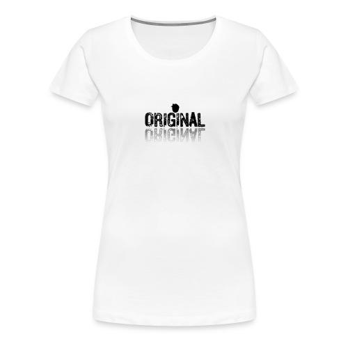 Original - Women's Premium T-Shirt