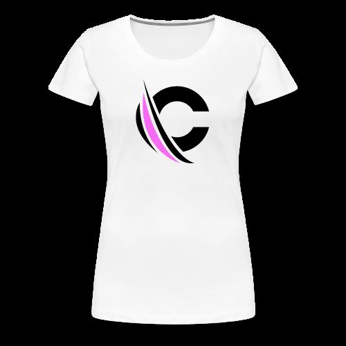 Black/Purple Clarity Apparel - Women's Premium T-Shirt