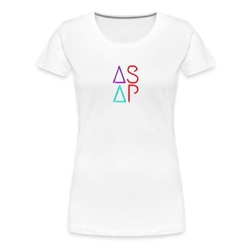 A.S.A.P - A Suicide Awareness Project - Women's Premium T-Shirt