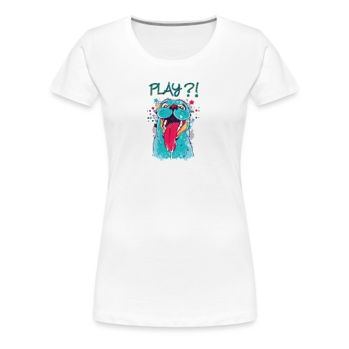 634 01 - Women's Premium T-Shirt