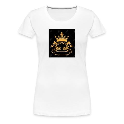 Crown iPhone 7 case - Women's Premium T-Shirt