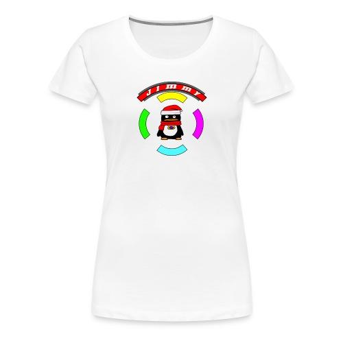 Fancy Boots Ring - Women's Premium T-Shirt