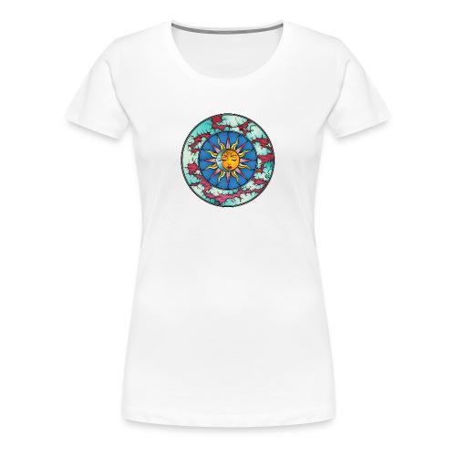 Moon Sun - Women's Premium T-Shirt