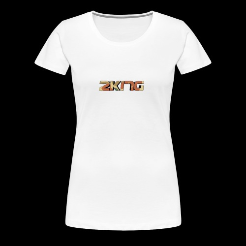 2k17G - Women's Premium T-Shirt