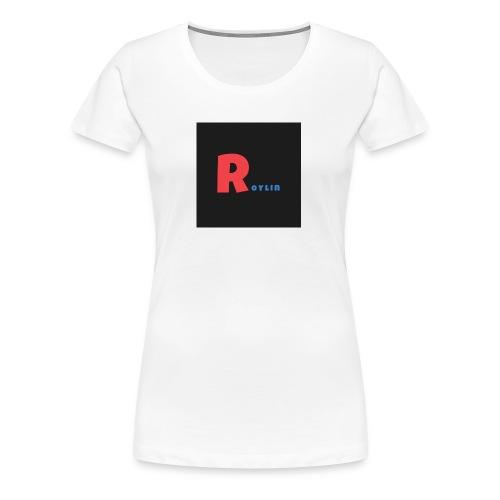 Roylin squad - Women's Premium T-Shirt