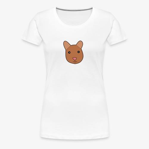 Perfect Hamster Official Logo - Women's Premium T-Shirt