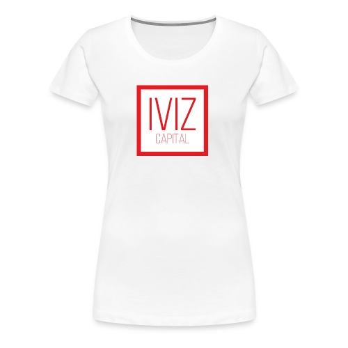 IVIZ CAPITAL - Women's Premium T-Shirt