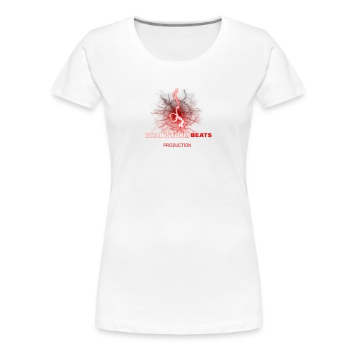 Brainstorm Beats 2017 Red Edition - Women's Premium T-Shirt