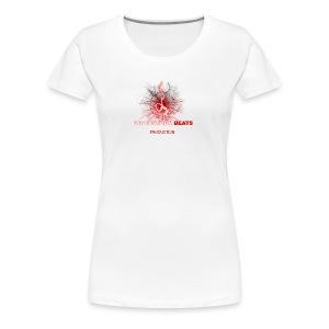 Brainstorm Beats 2017 Red Edition - Women's Premium T-Shirt