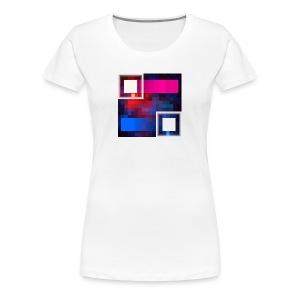 Get The Pixel - Women's Premium T-Shirt