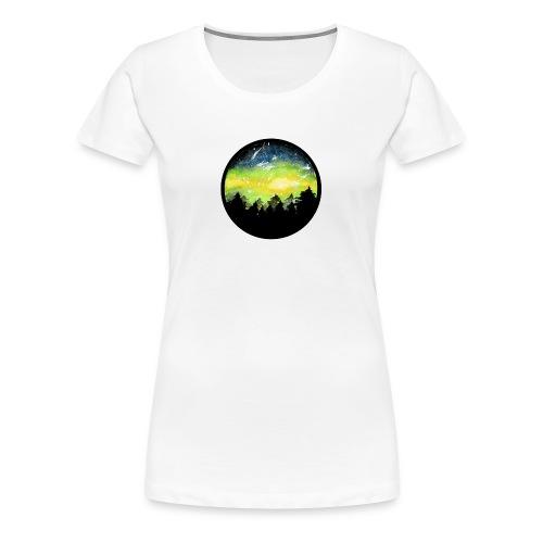 Mystical Night - Women's Premium T-Shirt