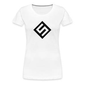 Skyrowz Logo - Women's Premium T-Shirt
