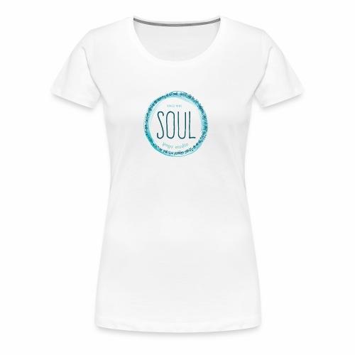 Soul Yoga T-shirt Design - Women's Premium T-Shirt