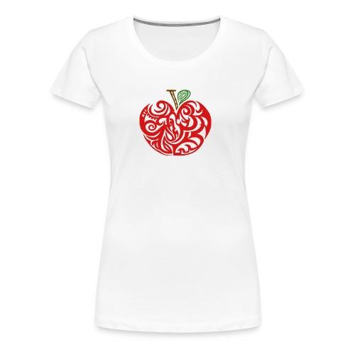 Art Apple - Women's Premium T-Shirt