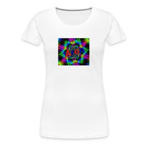 The rainbow - Women's Premium T-Shirt