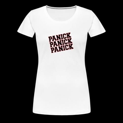 Panick Panick Panick - Women's Premium T-Shirt