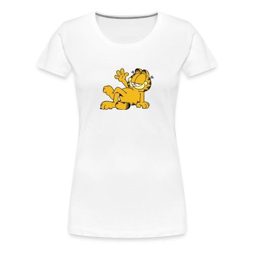 Garfield - Women's Premium T-Shirt