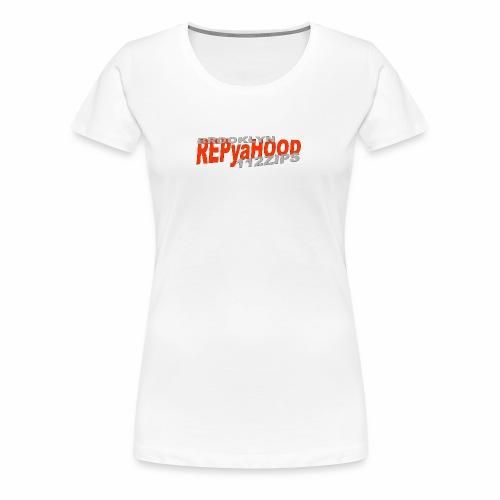 BROOKLYN NY - Women's Premium T-Shirt