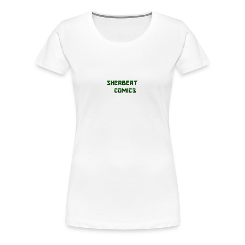 SherbertComics - Women's Premium T-Shirt