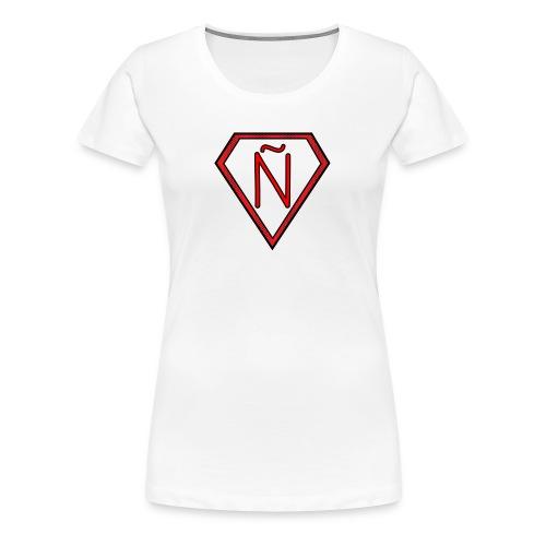 Ñ Red - Women's Premium T-Shirt