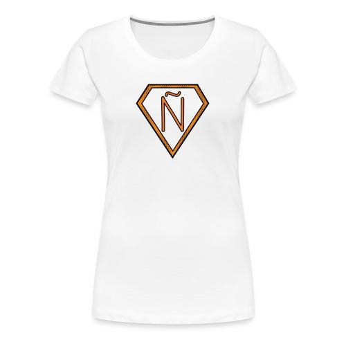 Ñ Orange - Women's Premium T-Shirt