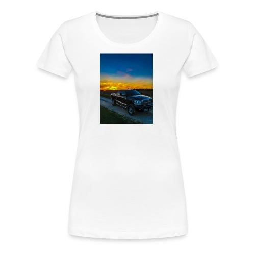 Ram 2500 Sunset - Women's Premium T-Shirt