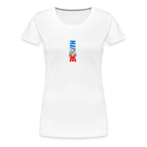 Side wayz Mero - Women's Premium T-Shirt