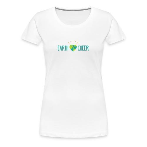 earth cheer - Women's Premium T-Shirt