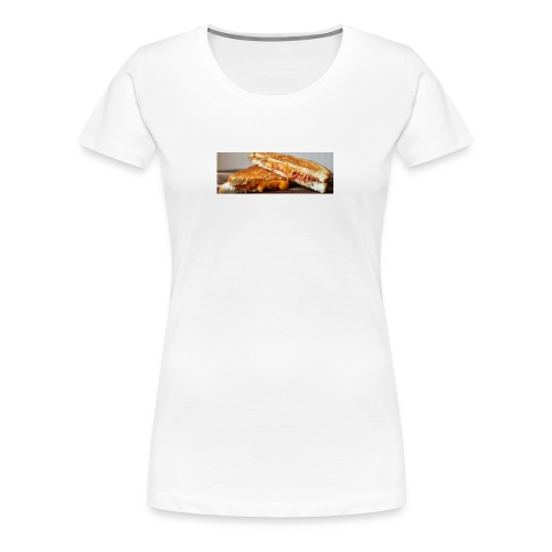 Grille cheese - Women's Premium T-Shirt