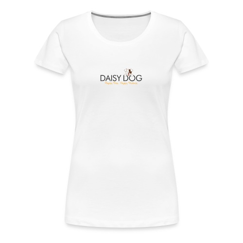 Daisy Dog Supplies - Women's Premium T-Shirt