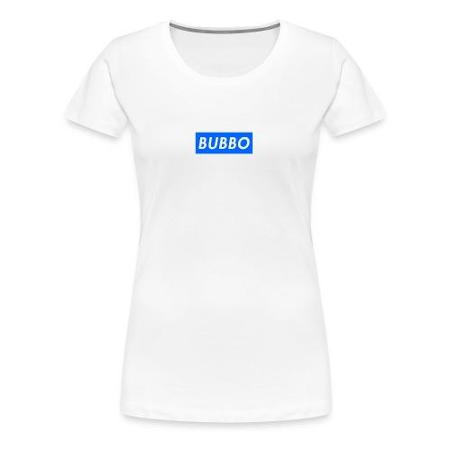 Bubbo Supreme - Women's Premium T-Shirt