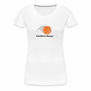 Limitless Range - Women's Premium T-Shirt